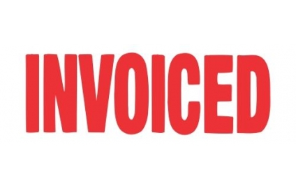 INVOICED